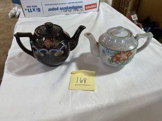 Ceramic Tea Pots 3
