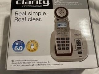 Clarity professional telephone  2   soup