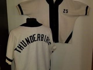 Thunderbird Bowling Jacket pair