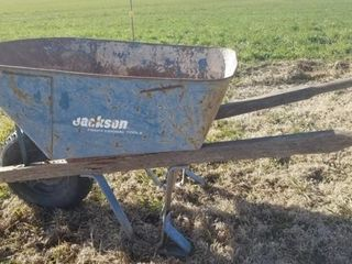 large Wheelbarrow
