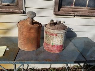 Oil Cans  2