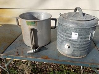 Covey Water Cooler and Cooking Pot