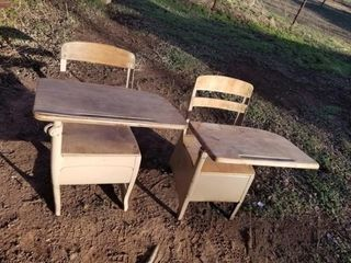 Kids School Desk  2