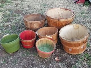 Apple Bushel Baskets 7