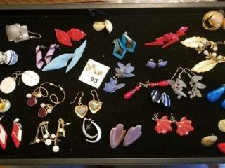 lot of Misc earrings