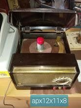 Arline Phonograph and AM radio