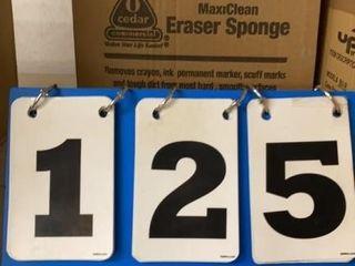 Case of OCedar Eraser Sponges