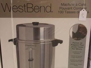 WestBend Coffee Urn