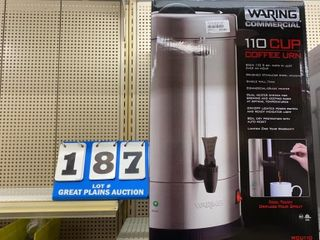 Waring Commercial Coffee Urn