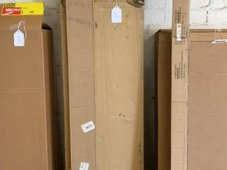 lot of 4 Green Metro Shelves with 63IJ Posts