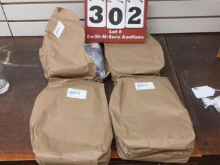 4  1000 count  10 lb ice bags  cool check