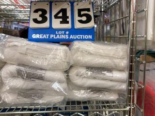 lot of 6 Dozen Terry Bar Towels