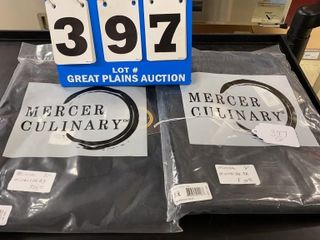 2 Pairs Mercer Culinary Cook Pants