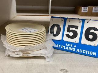 lot of 14 Carlisle Melamine Pie Plates