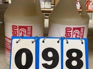 2 Bottles Aero liquid Bacteria