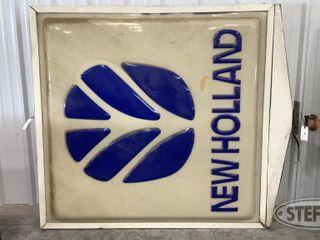 New Holland Illuminated Sign 0 jpg