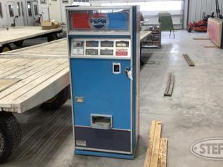 Dixie Narco Pepsi Cola Machine 0 jpg