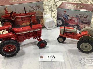 ERTl Foxfire Farm Tractors 0 jpg