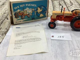 ERTl 1 16 Scale Case 800 Tractor 0 jpg
