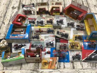 Various Tractors Trucks Implements All Minis 0 jpg