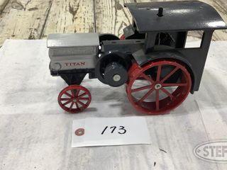 Titan Steam Engine Tractor 0 jpg