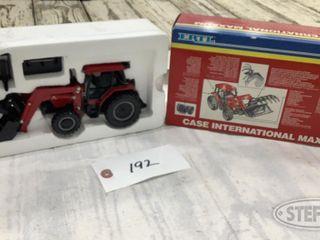 ERTl 1 32 Scale CIH Maxxum loader Tractor 0 jpg