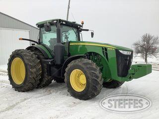 Kraig Ney Farm Equipment Auction