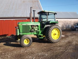 Marvin and Janie Heiser Farm Retirement Machinery Auction