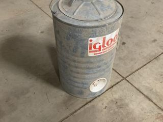 IGlOO STEEl WATER COOlER