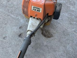 STIHl FS85 CHAINSAW   FOR PARTS ONlY