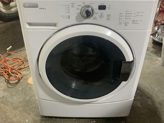 MAYTAG EPIC Z WASHER   NEEDS NEW DRIVE MOTOR
