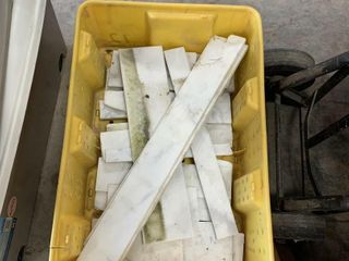 ASSORTED MARBlE PIECES