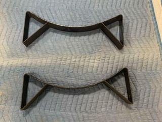 2 STEEl BARREl HOlDER