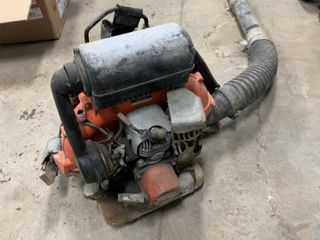 ECHO lEAF BlOWER TURNS OVER BUT DOES NOT START