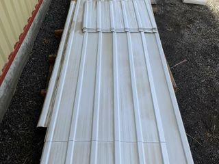 Commercial Corrugated Metal Roofing and Siding