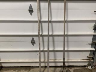 COllECTION OF RAKES