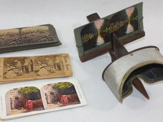 PHOTOCROME STEREO VIEW VIEW FINDER   CARDS