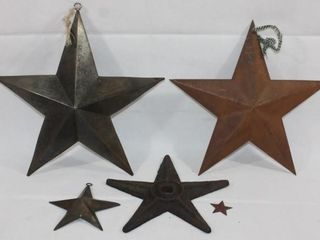 METAl   CAST IRON STAR COllECTION