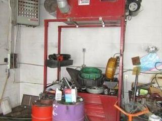 Clean Burn Waste Oil Heater  model CB 1500