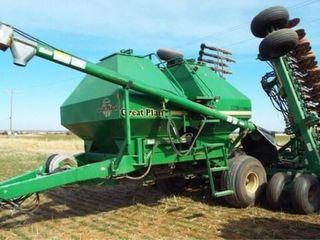 Great Plains 2220 Air drill  40  7 1 2  spacing