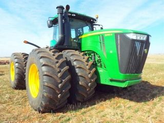 9460R John Deere Tractor  NO DEF  power shift