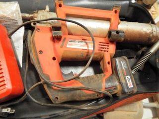 Milwaukee Portable grease gun