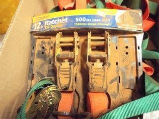 5   12  Rachett tie downs