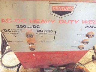 Century AC DC welder