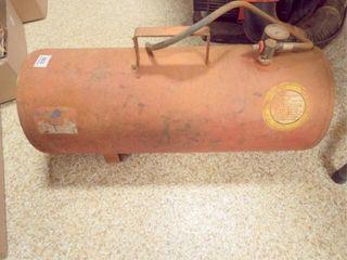 Air tank 28 x 10