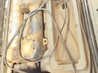 John Deere battery operated grease gun