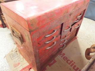 Waterloo chest tool box