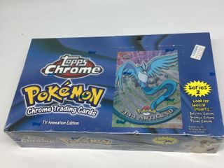 Pokemon auction Day 1