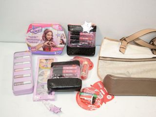Purse of Teenager Makeup etc