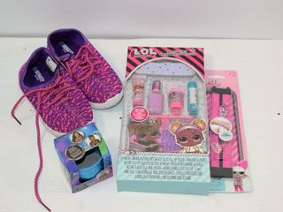 lol Beauty Items and Shoes
